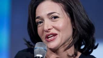 Lässt die Öffentlichkeit an ihrer Trauer teilhaben: Sheryl Sandberg (Archiv)