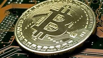 Der Bitcoin. (Archivbild)