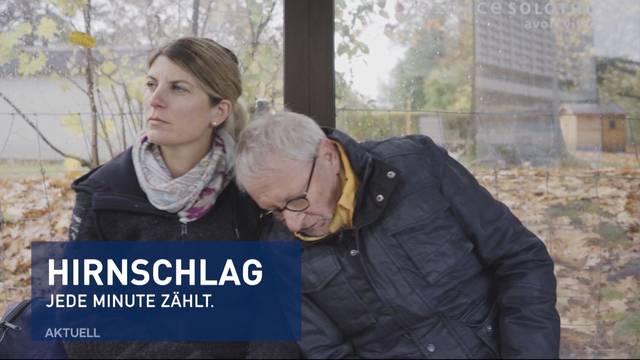 Wolfgang Schibler wird zum Patient