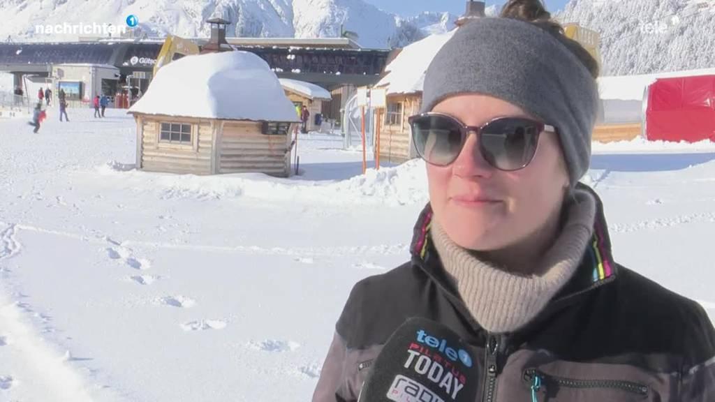 Wandern und Langlaufen statt Skifahren