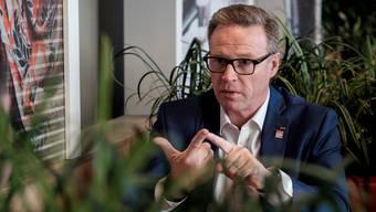 SBB-Chef Andreas Meyer: «Ganz klar müssen wir uns bei den Meldungen und Informationen im Störungsfall verbessern.»