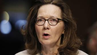 Gina Haspel ist die neue Chefin des US-Auslandgeheimdienstes CIA.