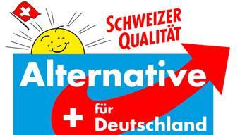 Die SVP-Spitze will nicht mit der AfD in einen Topf geworfen werden – die AfD hingegen hätte gerne mehr mit der Schweizer Volkspartei zu tun.