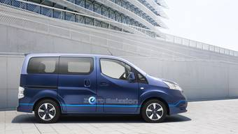 Nissan eNV-200 Evalia VIP Concept