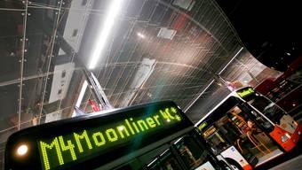 Eine der Forderungen: Der Kanton soll das Nachtbuslinien ins Grundangebot aufnehmen und sich damit an den Kosten beteiligen.
