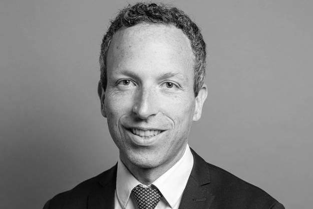 Patrik Müller, Chefredaktor der «Schweiz am Wochenende»