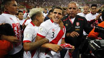 Peru feiert die erste WM-Teilnahme nach 36 Jahren