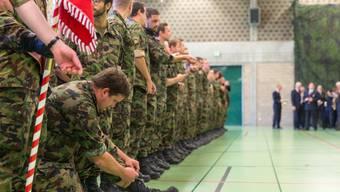 Ab Karfreitag sollen im Kanton Basel-Landschaft Heime und Spitex-Organisationen von Armeeangehörige unterstützt werden. (Archivbild)