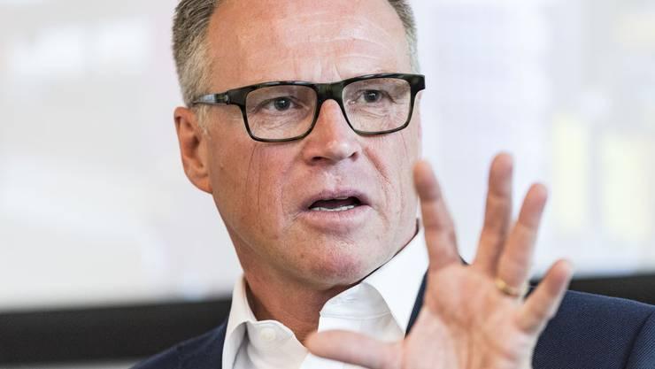 SBB-Chef Andreas Meyer geht nach 13 Jahren: Er hätte einen besseren Abgang verdient.
