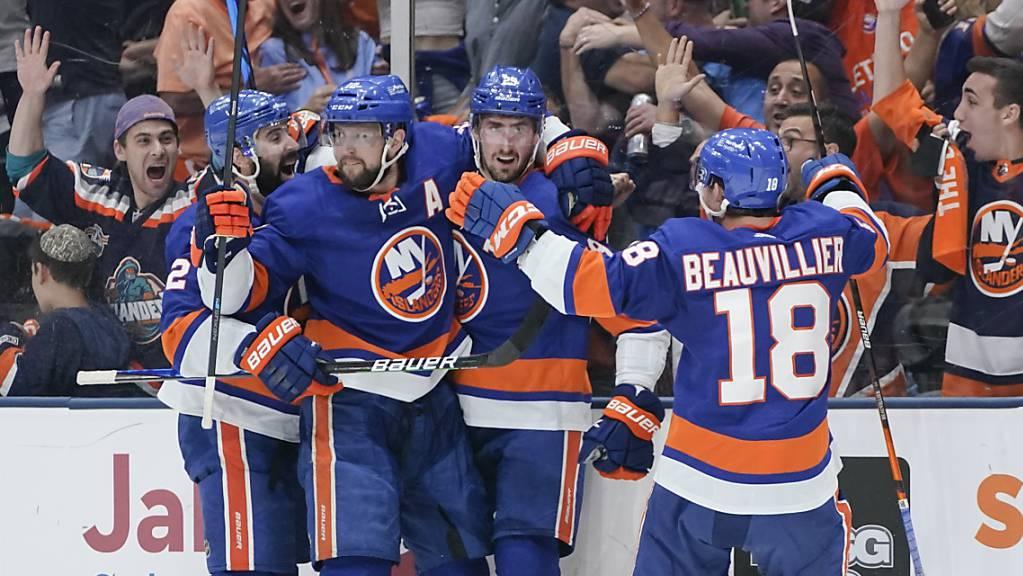 Für die New York Islanders und ihre Fans lebt der Traum vom ersten Stanley-Cup-Sieg seit 1983 weiter.