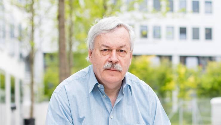 Rolf Steiner, Stiftungsrat der Bruno-Weber-Stiftung