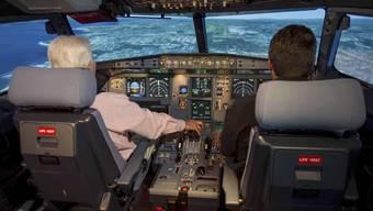 Sehr oft haben es die Piloten in der Hand, wenn es um Flugsicherheit geht. Ausbildung ist deshalb enorm wichtig. (Archiv)