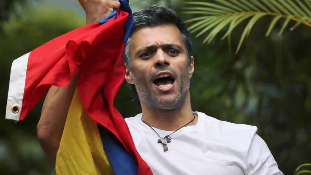 Oppositionsführer geflüchtet – Venezuela macht Spanien Vorwürfe