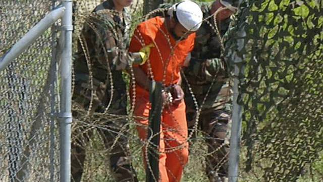 Internierter auf Guantánamo (Archiv)