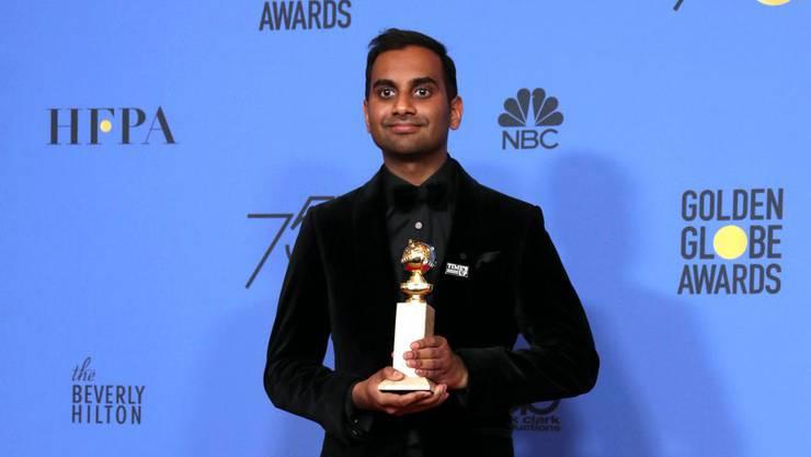 Bester Schauspieler in einer TV-Serie – Musical oder Komödie: Aziz Ansari, «Master of None»