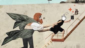 Der sagenhafte Orpheus scheiterte noch, trotz Hilfe von oben. Heute kann die Rückführung einer Stimme aus der Unterwelt gelingen, etwa beim Rotschopf Luke Kelly. Dank Smartphones und hilfreichen Portalen.
