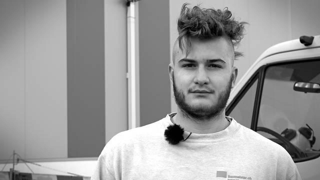 Marc Schulthess, Maurer, Uezwil: «Der Berufsstolz kommt immer öfter zu kurz»