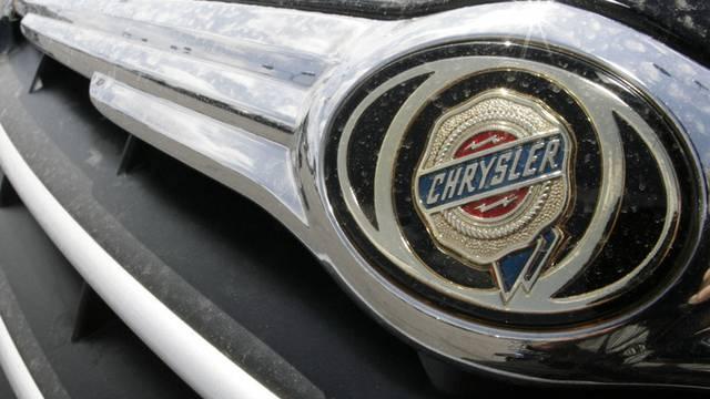 Chrysler gleicht Verlust von Fiat aus (Archiv)