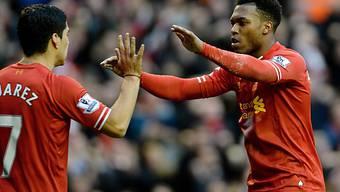 Daniel Sturridge: Zweifacher Torschütze beim 4:3-Sieg über Swansea