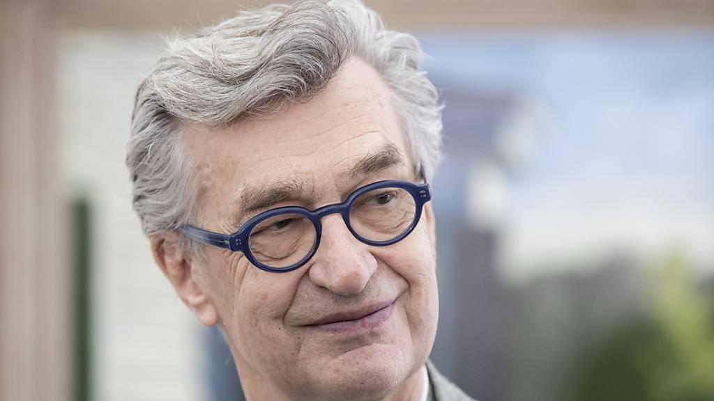 Wim Wenders erhält Ehren-Herz von Sarajevo für sein Lebenswerk
