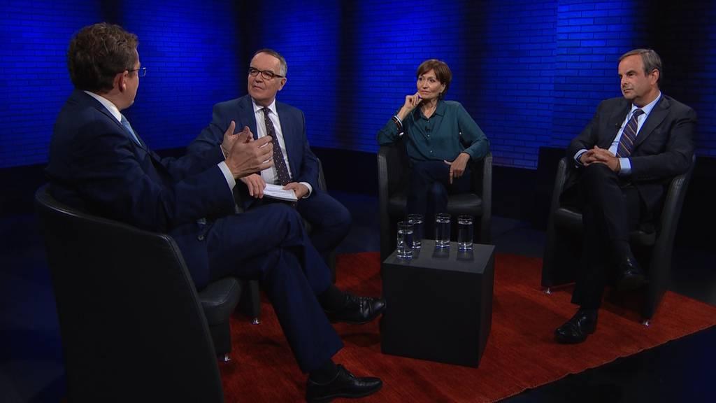 CS-Bespitzelung / Flug-Kontingente / Wahlkampf 2019