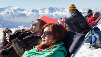 Dürfen sich die Schweizer Berge wieder gönnen: Für deutsche Touristen war das Reisen in die Schweiz vielerorts geradezu verpönt nach der massiven Frankenaufwertung. Die Schweiz galt als vollkommen überteuert.