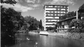 Temporäre Fotoausstellungen auf sieben Etagen
