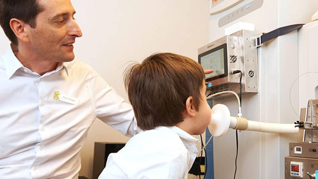 Basler Forscher entwickeln unblutige Testmethode für Epileptiker