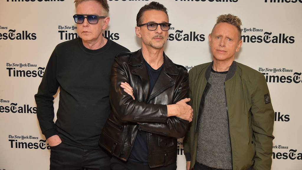 Depeche Mode kommen ans OASG 2018