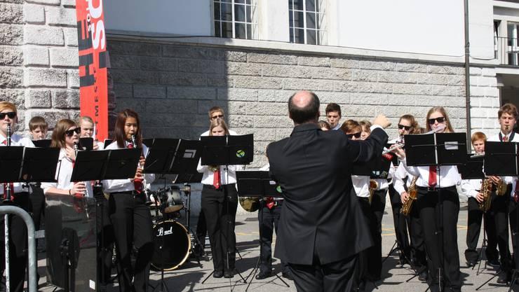 Eröffnung HESO 2012