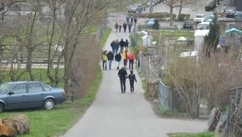 Der Bruno-Weber-Park verzeichnet anlässlich der Wiedereröffnung hohe Besucherzahlen.