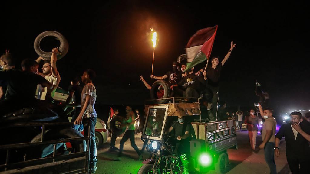 Palästinenser bei gewaltsamen Protesten an Gaza-Grenze getötet