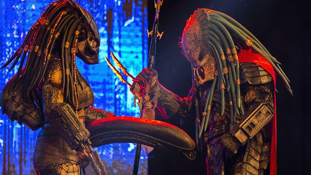 45'000 Besucher an der «Fantasy Basel» - Veranstalter zufrieden