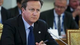 Will neue Beweise für Sarin-Einsatz in Syrien haben: David Cameron