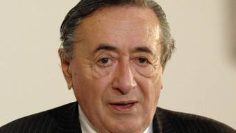 Richard Lugner (80, Archiv)