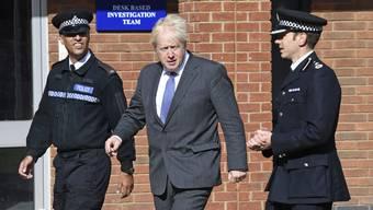 Boris Johnson: Der britische Premier erhöht in Sachen Brexit den Druck auf die EU.