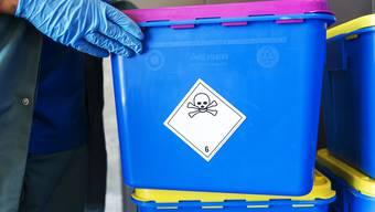 Entsorgung + Recycling Zürich (ERZ) entleert, reinigt und spült jährlich rund 36'000 Strassensammler