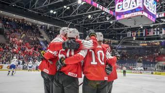 Schweiz - Norwegen (15.05.2019)