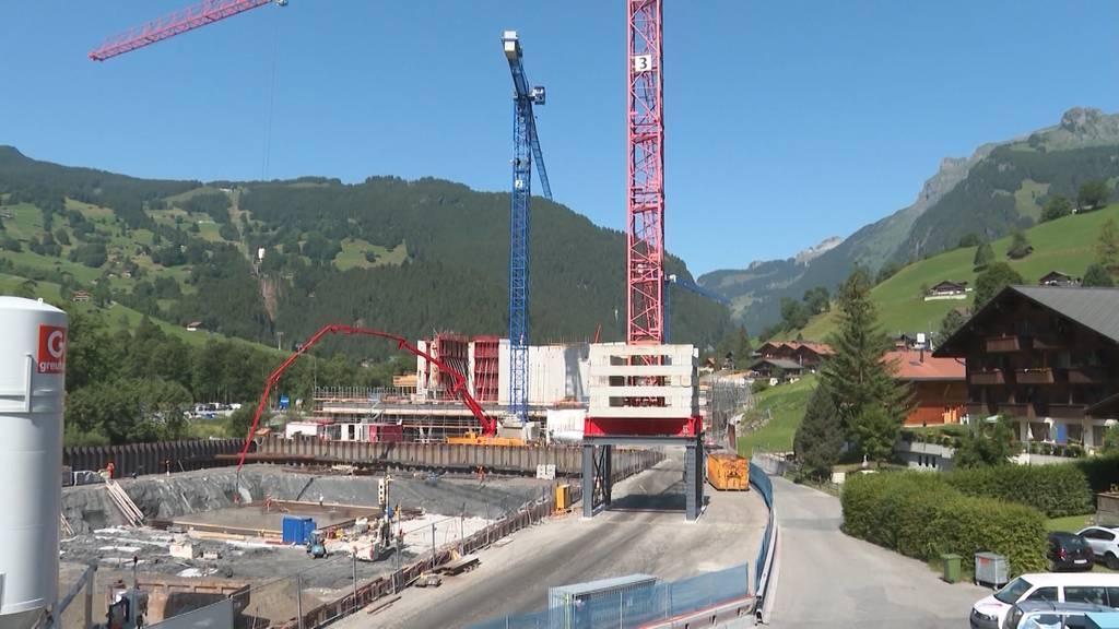 Grindelwald verliert haufenweise Gäste wegen Hotelsanierungen