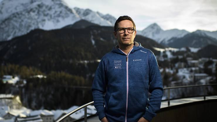 Sacha Giger, Direktor Ski Freestyle und Snowboard von Swiss-Ski, sagt, was der Schweizer Freestyle-Nachwuchs benötigt, um weiterhin mit den Besten mitzuhalten