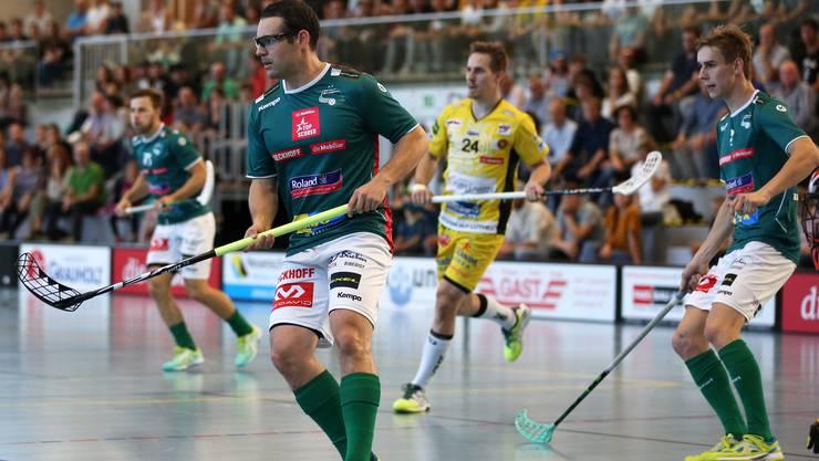 Wiler-Ersigens Nationalspieler Matthias Hofbauer macht im November die Grossmatthalle in Kirchberg quasi zu seinem Wohnzimmer.