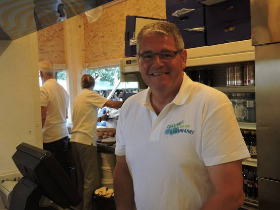 CVP-Grossrat aus Leuggern: René Huber.