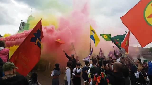 1.Mai-Kundgebung 2018 in Solothurn