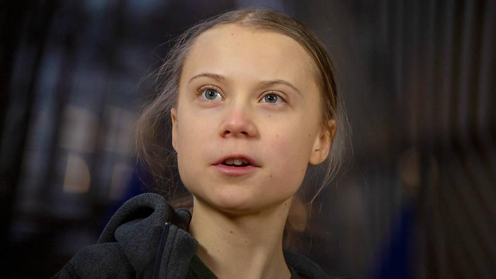 Greta Thunberg als Gast-Chefredakteurin bei schwedischer Zeitung