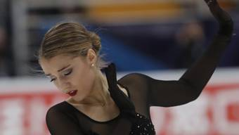 Alexia Paganini wurde wie erwartet erneut Schweizer Meisterin