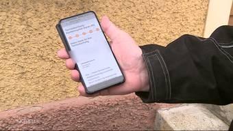 Der Beitrag von TeleM1: Anmeldechaos im Kanton Aargau sorgt für Ärger