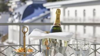 Die Hotels in Davos sind zwar schön, aber teuer - besonders in den Tagen während des Weltwirtschaftsforums.