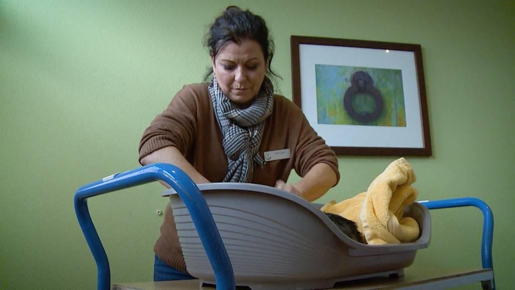 Dein Tier, mein Job: Esther Sager und die letzte Reise der Tiere