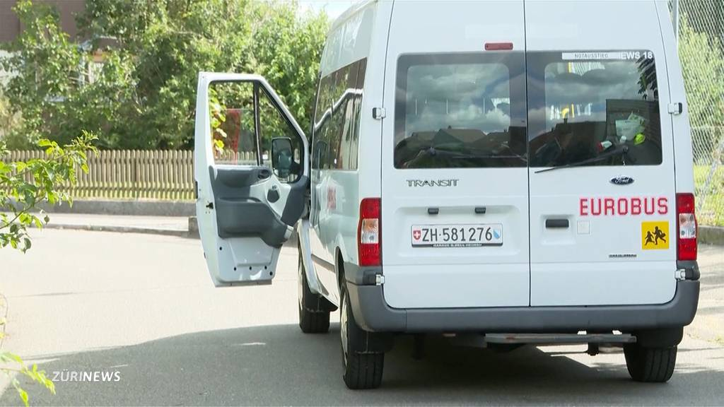 Schulbus in Winterthur löst Unmut aus