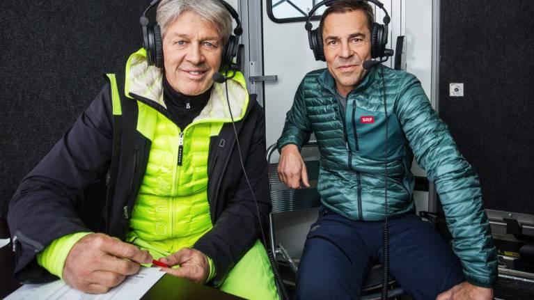 Ski-WM als Schlusspunkt für Hüppi / Russi